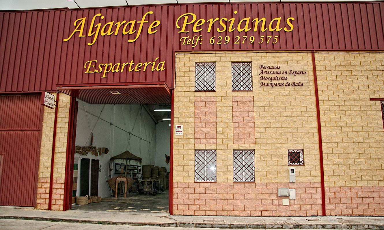 Esparteria Aljarafe Persianas